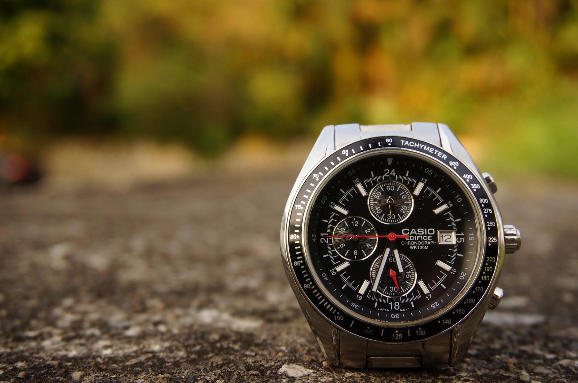 casio zegarek japoński